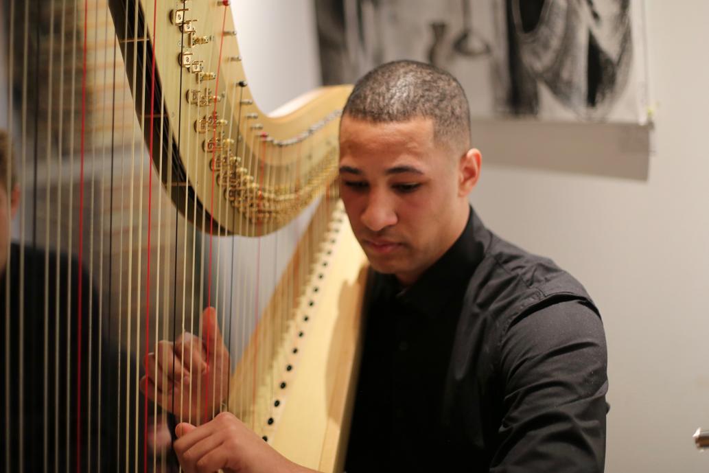 tous les secrets de la harpe à travers un concert privé