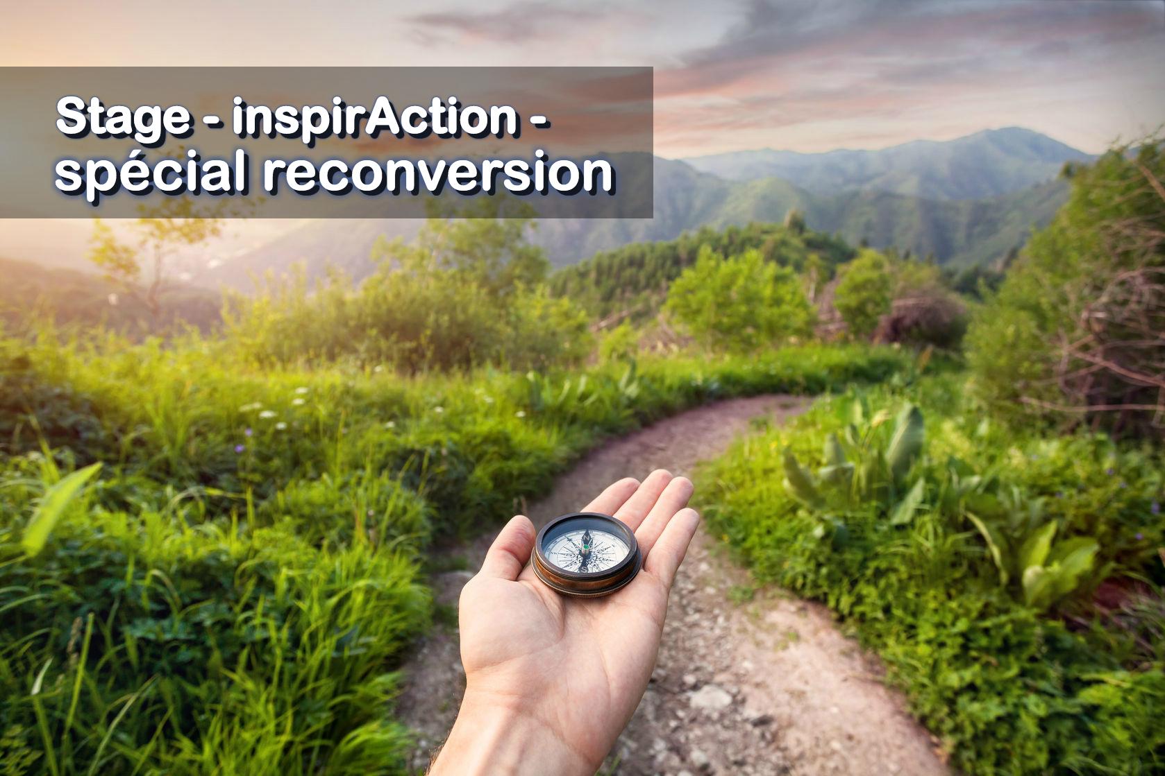 Stage de développement personnel - opérer sa reconversion professionnelle