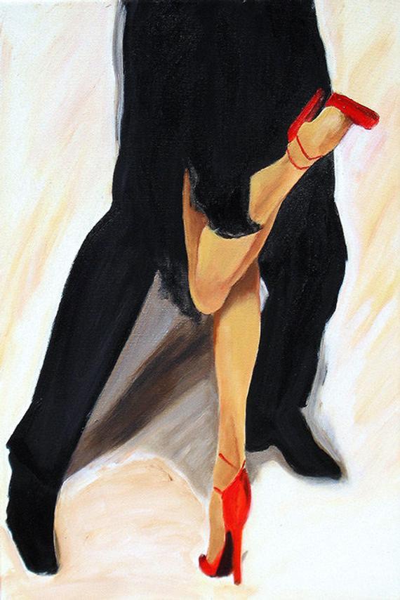 Atelier de tango et danse contemporaine