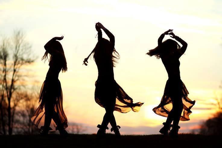 Danse sacré - cours particulier ou en groupe -