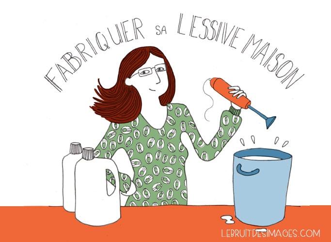 Apprenez à faire votre lessive naturelle