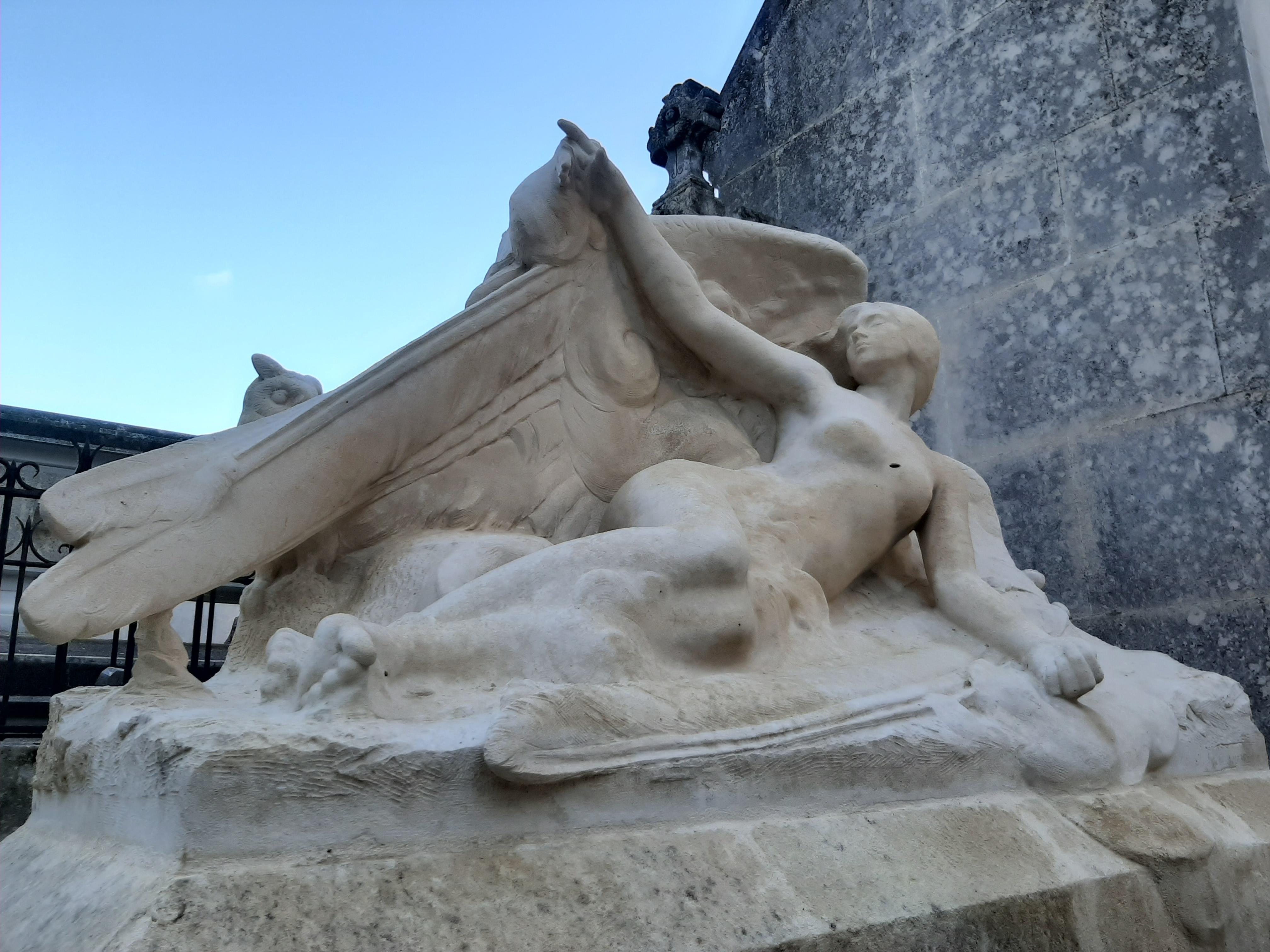 Songes et Mélancolies : Visite du Cimetière Vieux de Béziers